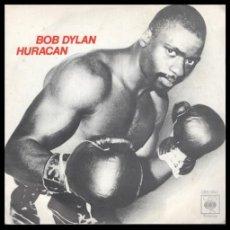 Discos de vinil: XX VINILO, BOB DYLAN, HURACAN PARTE 1, Y PARTE 2.. Lote 199421207