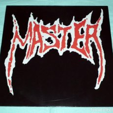 Discos de vinilo: LP MASTER - MASTER. Lote 84473780