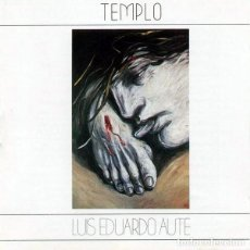 Discos de vinilo: LP DOBLE - TEMPLO - LUIS EDUARDO AUTE - ORIGINAL ANALÓGICO SPAIN 1988. Lote 199465201