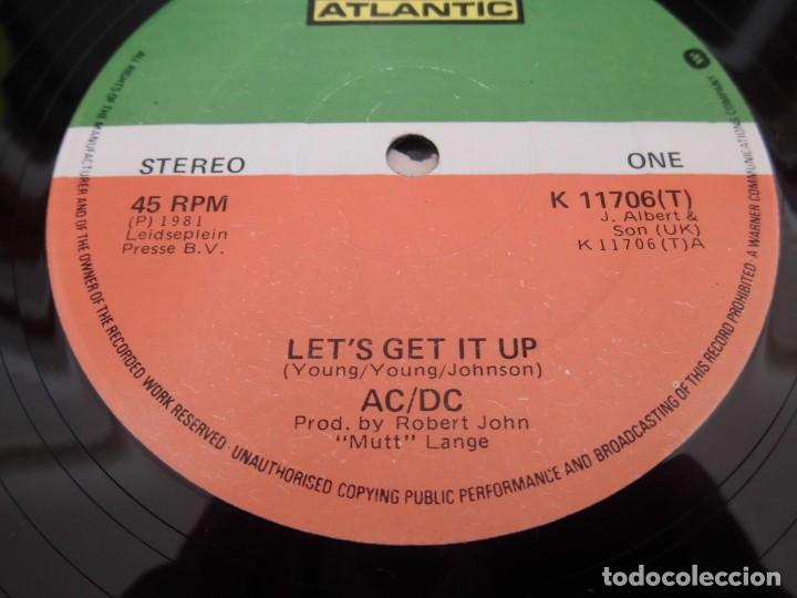 Discos de vinilo: AC/DC- Let´s get it up - Foto 7 - 199478461