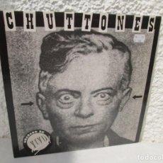 Discos de vinilo: CHUTTONES. GRABADO EN VIVO AUTENTICO. LP VINILO. DISCOS COCK 1989. VER FOTOGRAFIAS ADJUNTAS. Lote 199482271