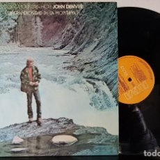 Discos de vinilo: JOHN DENVER - ROCKY MOUNTAIN HIGH - RCA 1973. Lote 199486927