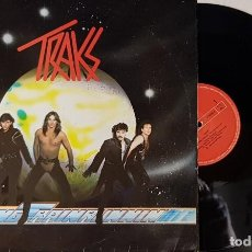 Disques de vinyle: TRAKS - LONG TRAIN RUNNING - POLYDOR 1982. Lote 199494935