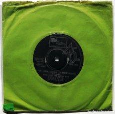 Discos de vinilo: DIANA ROSS & MARVIN GAYE - STOP, LOOK, LISTEN (TO YOUR HEART) - SINGLE TAMLA MOTOWN 1974 UK BPY. Lote 199495506