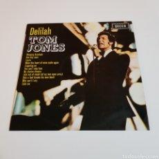 Discos de vinilo: TOM JONES - DELILAH - DECCA. Lote 199496171
