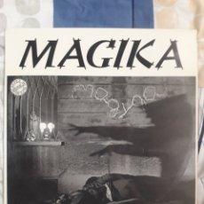 Discos de vinilo: DISCO MAGIKA I KNOW MAGICA. Lote 199498283