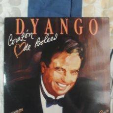 Discos de vinilo: DISCO DYANGO CORAZON DE BOLERO. Lote 199499028