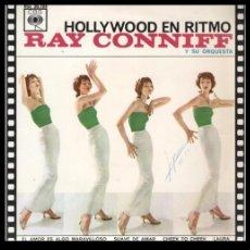 Discos de vinilo: XX VINILO, RAY CONNIFF, CHEEK TO CHEEK, LAURA, SUAVE DE AMAR Y L AMOR ES ALGO MARAVILLOSO.. Lote 199499746