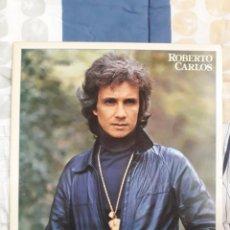 Discos de vinilo: DISCO ROBERTO CARLOS, ROBERTO CARLOS. Lote 199502068
