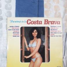 Discos de vinilo: DISCO VACACIONES ENNLA COSTA BRAVA. Lote 199502485