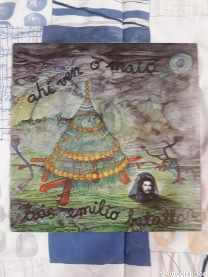 DISCO LUIS EMILIO BATALLON, AHI VEN O MAIO (Música - Discos - LP Vinilo - Grupos y Solistas de latinoamérica)