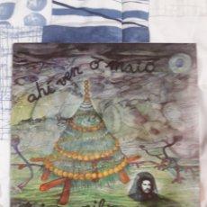 Discos de vinilo: DISCO LUIS EMILIO BATALLON, AHI VEN O MAIO. Lote 199504281