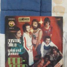 Discos de vinilo: DISCO POP - TOPS, MAMY BLUE . GRIEFAND TORTURE. Lote 199504765