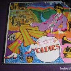 Discos de vinilo: A COLLECTION OF BEATLES OLDIES LP EMI FAMA EDICION ESPAÑOLA - REF 056 10 42 581 - SIN USO. Lote 199506105