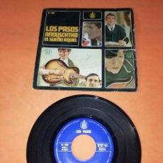 Discos de vinilo: LOS PASOS. ANOUSCHTKA. EL SUEÑO AQUEL. HISPAVOX 1967. Lote 199509705