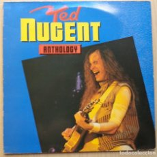 Discos de vinilo: TED NUGENT 'ANTHOLOGY'. Lote 199511656