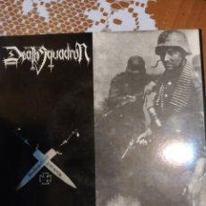 Discos de vinilo: DEATH SQUADRON. GENOCIDE BEFORE EXTINCTION.. Lote 199531648