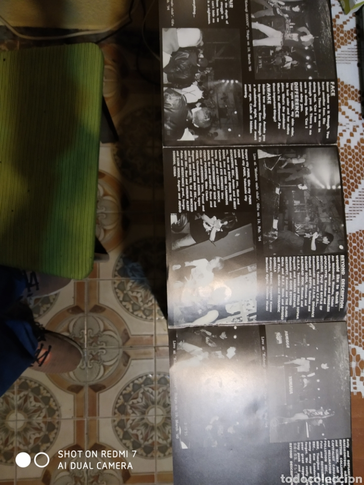 Discos de vinilo: Beyond Descrption. Fine day nostalgia. EP 5 temas.Edicion japonesa - Foto 2 - 199532140