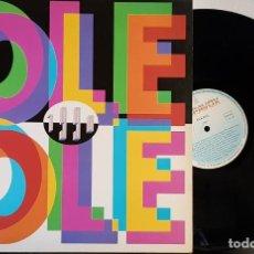 Discos de vinilo: OLE OLE 1990 - SOLDADOS DEL AMOR. Lote 199575692