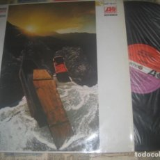 Discos de vinilo: IRON BUTTERFLY CON PINERA* & RHINO* – METAMORFOSIS( ATLANTIC 1970 – HATS 421-55 ) OG ESPAÑA. Lote 199619288
