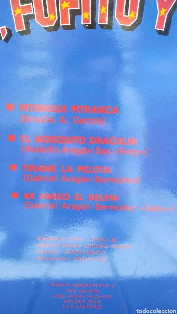 Discos de vinilo: Vinilo Gaby, Fofo y Rody. 45 rpm. - Foto 3 - 199637073
