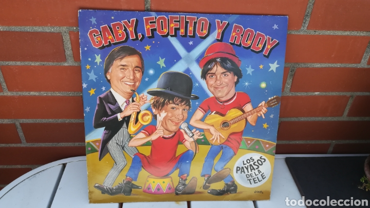 VINILO GABY, FOFO Y RODY. 45 RPM. (Música - Discos de Vinilo - Maxi Singles - Música Infantil)