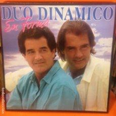 Discos de vinilo: DUO DINAMICO EN FORMA. Lote 199639142