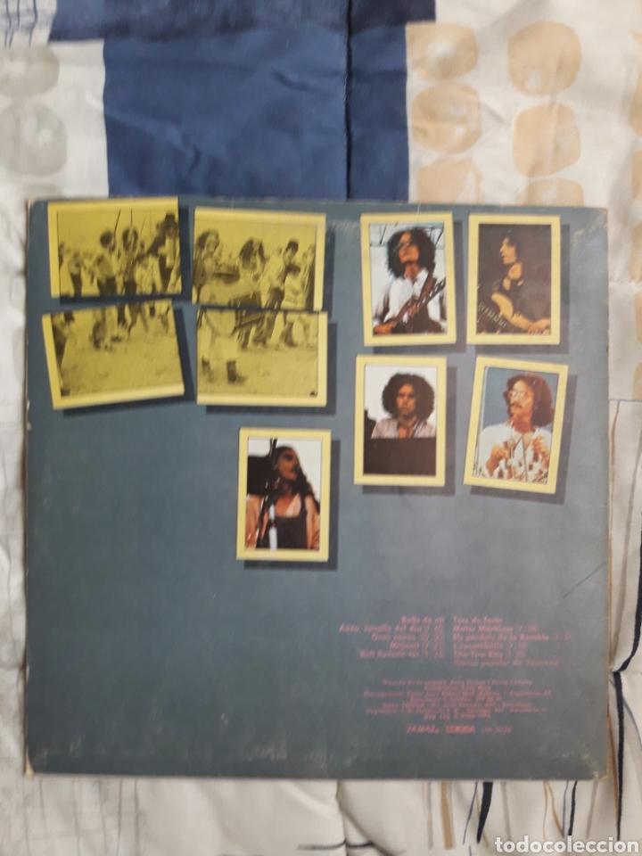 Discos de vinilo: DISCO COMPANYA ELECTRICA DHARMA, L OUCOMBALLA - Foto 2 - 199639590