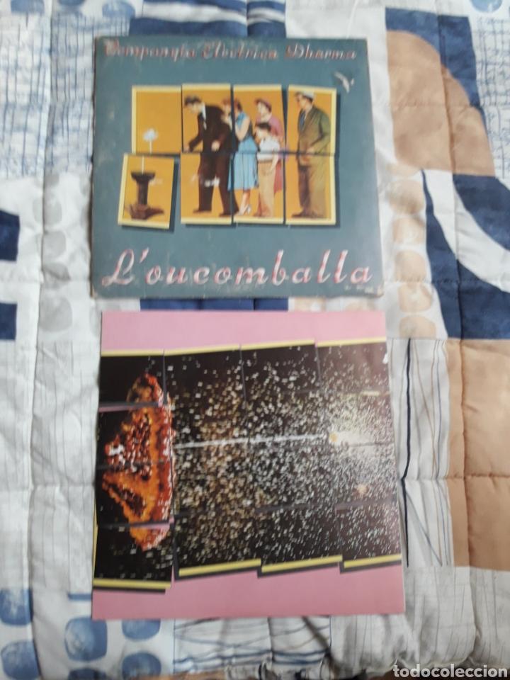 Discos de vinilo: DISCO COMPANYA ELECTRICA DHARMA, L OUCOMBALLA - Foto 3 - 199639590