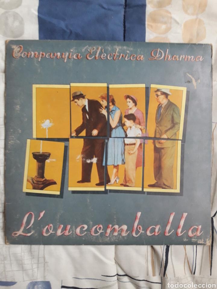DISCO COMPANYA ELECTRICA DHARMA, L OUCOMBALLA (Música - Discos - LP Vinilo - Orquestas)