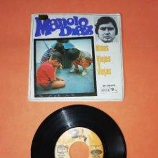 Discos de vinilo: MANOLO DIAZ. NIÑOS - VIEJOS Y VIEJAS. SONOPLAY RECORDS. 1968. Lote 199642912