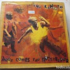 Discos de vinilo: INI KAMOZE HERE COMES THE HOTSTEPPER. Lote 199647083