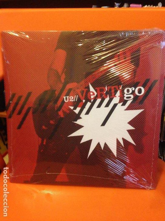 U2 VERTIGO - MAXI - - PRECINTADO .SEALED (Música - Discos de Vinilo - Maxi Singles - Pop - Rock Internacional de los 90 a la actualidad)