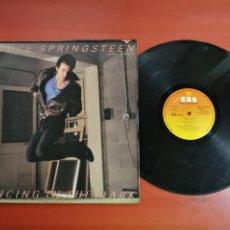 Discos de vinilo: MAXI SINGLE BRUCE SPRINGSTEEN, DANCING IN THE DARK 1984. Lote 266128158