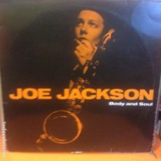 Discos de vinilo: JOE JACKSON BODY AND SOUL. Lote 199650111