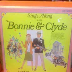Discos de vinilo: LIVE OAK AND TERRY WITH THE ORIGINAL JOPLIN FORTE – SING ALONG WITH BONNIE AND CLYDE. Lote 199653125