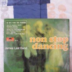 Discos de vinilo: DISCO JAMES LAST BAND , NON STOP DANCING. Lote 199653376