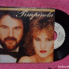 Discos de vinilo: SINGLE PIMPINELA (CON LA INTERVENCION DE DYANGO) POR ESE HOMBRE EPC A 6959 SPAIN PROMO (VG++/VG+). Lote 199654743