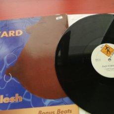 Discos de vinilo: MAXI SINGLE FAST FORWARD FLESH INFINITY LOOPS 1996. Lote 199654795
