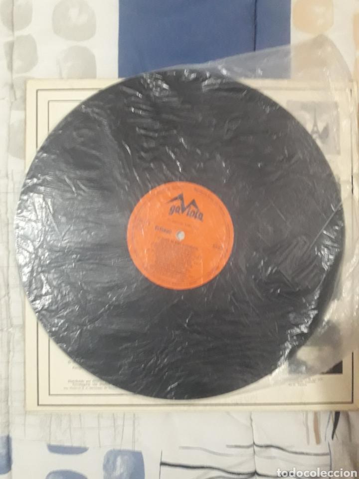 Discos de vinilo: DISCO THE TONY MANSELL SINGERS, EL GENIO DE BURT 1973 - Foto 3 - 199657276