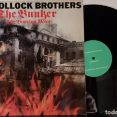 Discos de vinilo: THE BOLLCK BROTHERS - THE BUNKER - CHARY RECORDS 1983 MAXI. Lote 199661122