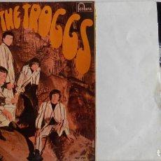 Discos de vinilo: THE TROGGS - WILD THING / WITH A GIRL LIKE YOU - EP DE 1966, EDICIÓN ESPAÑOLA - IMPECABLE. Lote 199664063