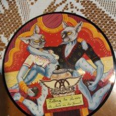 Discos de vinilo: AEROSMITH. FALLING IN LOVE. PICTURE. COLUMBIA. 1997. Lote 199664663