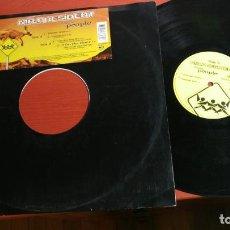 Discos de vinilo: MAXI SINGLE MR. PRESIDENT - HAPPY PEOPLE - MADE IN GERMANY 1998. Lote 199666318