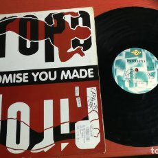 Discos de vinilo: MAXI SINGLE PIROPO - THE PROMISE YOU MADE / THE DREAM IS JUST IN MY MIND REMIX 97. Lote 229105351