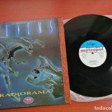 Discos de vinilo: MAXI SINGLE RADIORAMA, ALIENS 1987. Lote 199667906