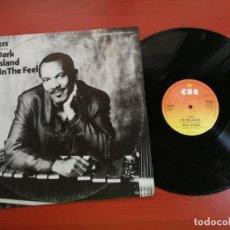 Discos de vinilo: MAXI SINGLE ROY AYERS, IN THE DARK-GOREE ISLAND-LOVE IS IN THE FEEL 1984. Lote 199669951