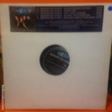 Discos de vinilo: AQUA – AROUND THE WORLD (DO IT YOURSELF ENTERTAINMENT) – DO IT 07-00 - DOBLE MAXI. Lote 199670061