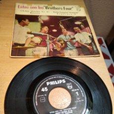 Discos de vinilo: BROTHERS FOUR - CHIKA MUCKA HI DI - EP 1960. Lote 199670301