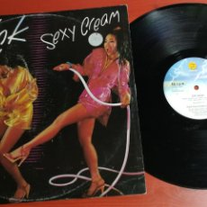 Discos de vinilo: MAXI SINGLE SLICK - SEXY CREAM / PUT YOUR PANTS ON - UK MAXI SINGLE 1979 - FANTASY. Lote 199670701